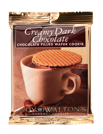 Lady Waltons Creamy Dark Chocolate Cookie