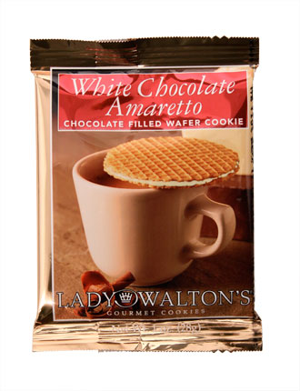 Lady Waltons White Chocolate Amaretto Cookie