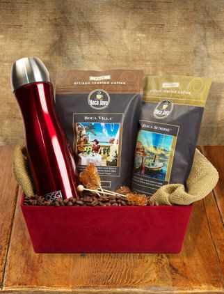 Cozy Up with Coffee Holiday Gift Set