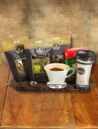 Coffee Pour Over Brewer Gift Set