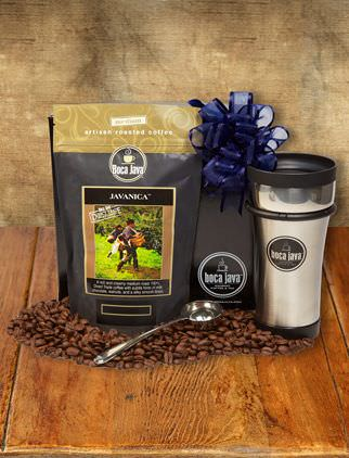 Direct Trade Coffee -  Nicaraguan Javanica Gift Set
