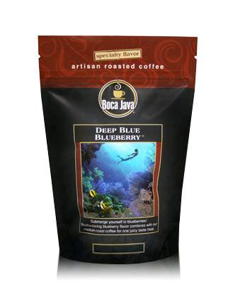 Deep Blue Blueberry (Decaf)