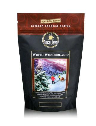 White Wonderland Coffee