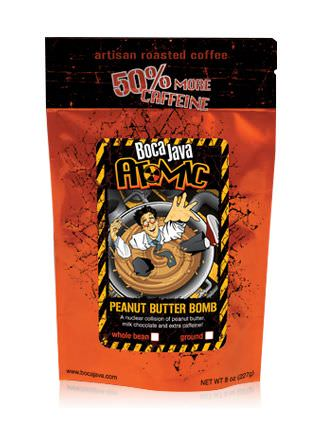 Atomic Peanut Butter Bomb