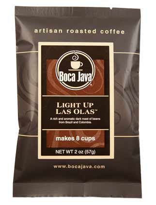 dark roast arabica coffee beans from south and central america hand picked arabica preground in  this 2oz trial size sample pack
