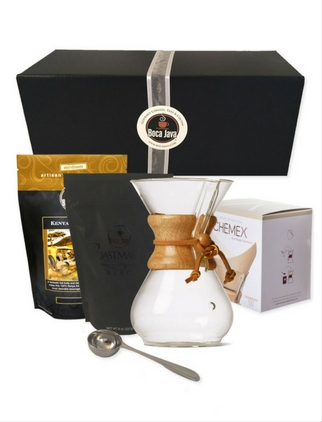 The Coffee Snob Gift Set | Holiday Coffee Gifts from BocaJava.com