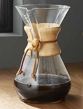 Chemex Filter Drip Coffeemaker - 8 cup