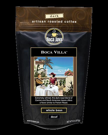 Boca Villa Coffee Decaf