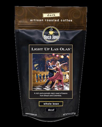 Light Up Las Olas Coffee