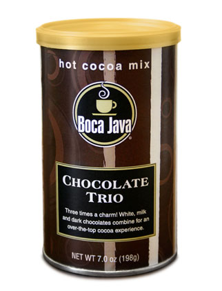 Chocolate Trio Cocoa