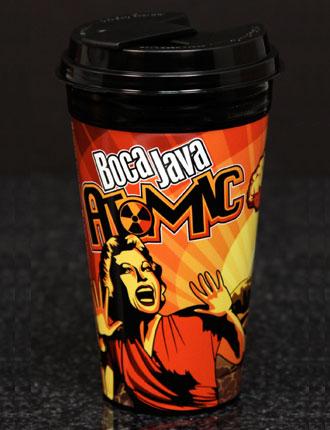 Boca Java Atomic Cup