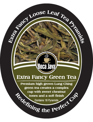 Extra Fancy Green Tea