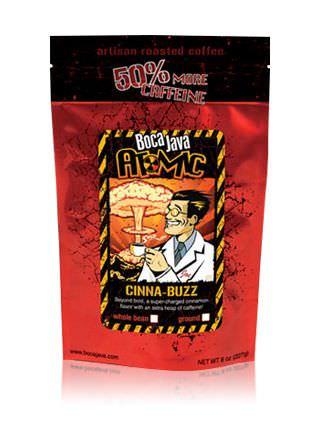 Atomic Cinna-Buzz Coffee