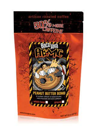 Atomic Peanut Butter Bomb