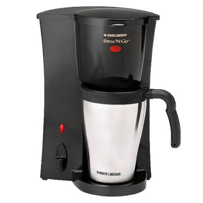 Black and Decker Coffee Maker-1Cup