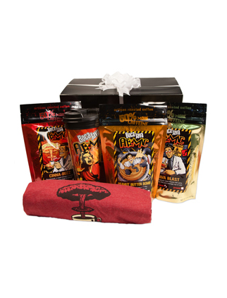Atomic Coffee - Extra Caffeine Gift Set