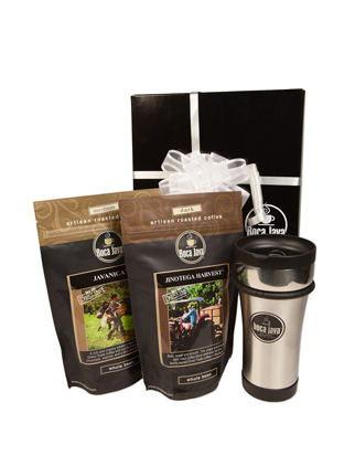 Direct Trade Coffee Gift Set