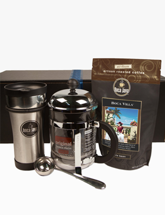 French Press Starter Kit - Gift Set