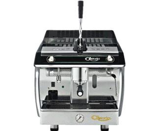 Astoria AL 1 Lever Gloria Espresso Machine, Metallic Black