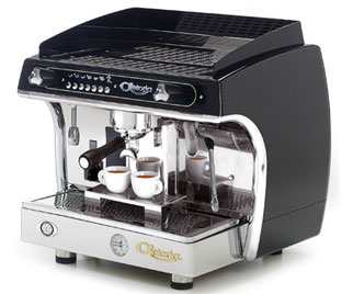Astoria SAE 1 Automatic Gloria Espresso Machine, Metallic Black