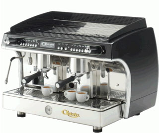 Astoria SAE 2 Automatic Gloria Espresso Machine, Metallic Black