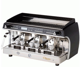 Astoria SAE 3 Automatic Gloria Espresso Machine, Metallic Black