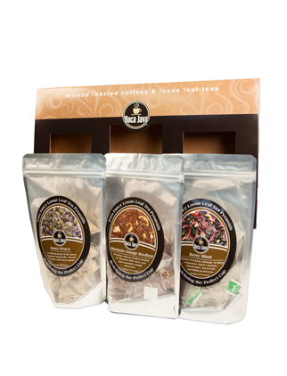 Herbal Tea Gift Set 3-Pack