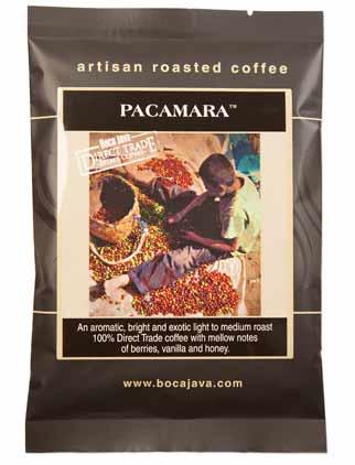 Pacamara Direct Trade Coffee Baby Boca