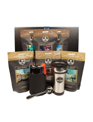 The Ultimate Coffee Gift Set