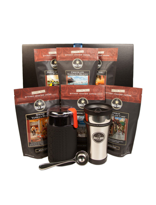 The Ultimate Flavored Coffee Gift Set