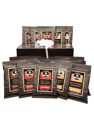 Best of Baby Boca Coffee Roasts 15-Pack