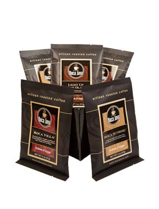 Best of Baby Boca Coffee Roasts 5-Pack