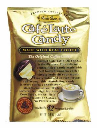 Bali's Best Latte Candy