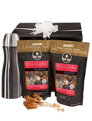 Project C.U.R.E. Coffee Donation Gift Set