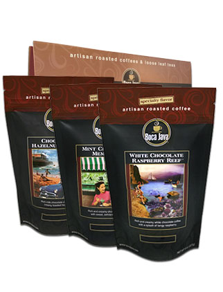 The Chocoholic Coffee 3-Pack