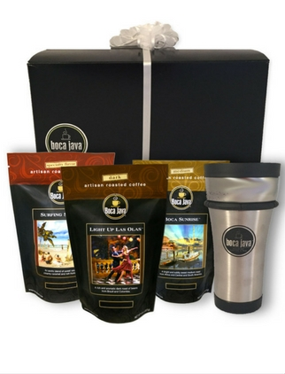 The Gourmet Coffee Starter Kit Gift Box