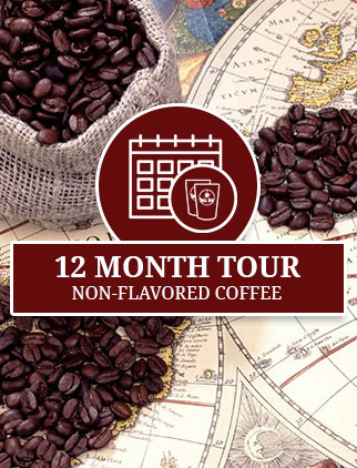 Coffee of the Month Club - 12 Months