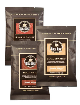 The Boca Java Variety 3-Pack Sampler