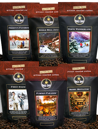 Holiday Coffee 6-Pack