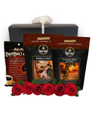 The Sweetheart Coffee Gift Set