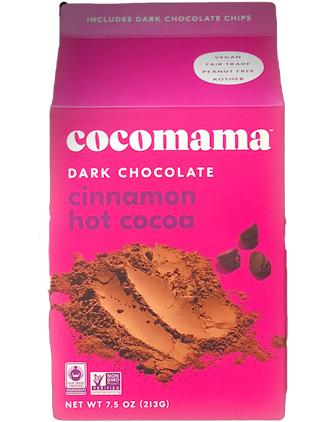 Cocomama - Dark Chocolate & Cinnamon