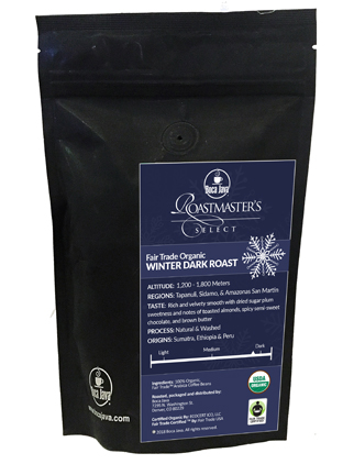 Roastmaster's Select FTO Winter Dark Roast