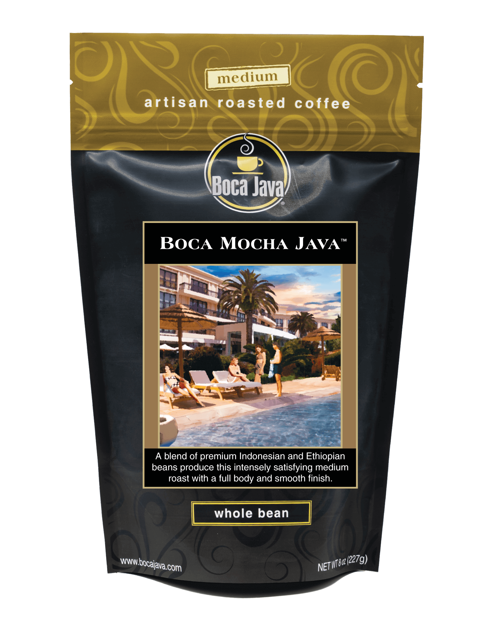 Boca Mocha Java