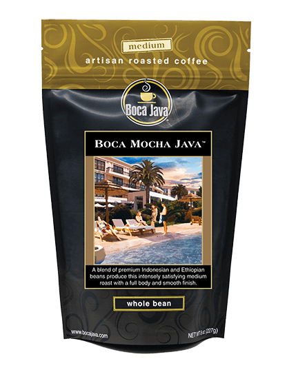 Boca Mocha Java Coffee