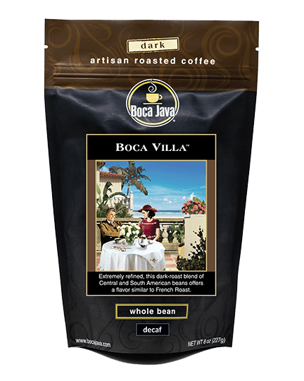 Boca Villa Coffee (decaf)
