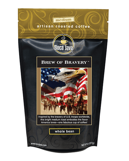 Brew of Bravery Coffee