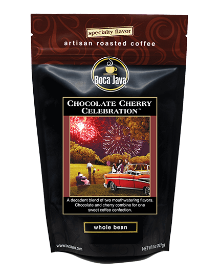 Chocolate Cherry Celebration Coffee