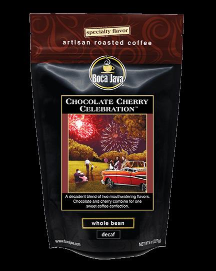 Chocolate Cherry Celebration Coffee