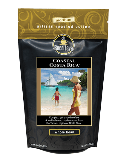 Coastal Costa Rica Coffee