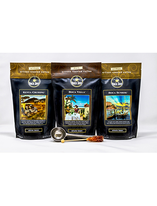 The Gourmet Coffee Lover's Gift Set